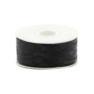 Beadalon Nymo Wire 0.3mm Black