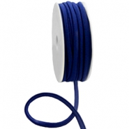Gestepptes Elastisches Band Ibiza Dark blue