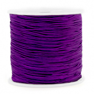 Macramé Band 0.8mm Petunia purple