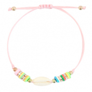 Armbänder Kauri Katsuki Multicolour-light pink