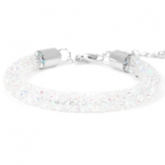 Crystal diamond Armbänder 8 mm Crystal aurore boreale